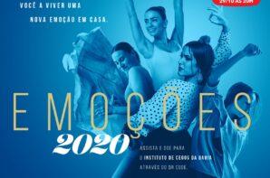 Instituto de Cegos da Bahia apresenta o Emoções 2020